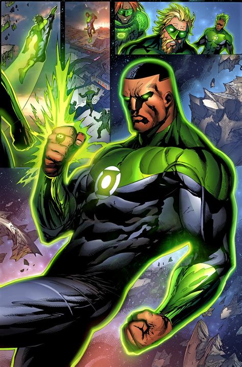 green lantern corps actor lance gross is gunning to play green lantern stewart and vying