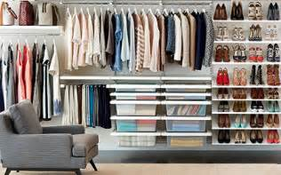 Media Closet Rack by Elfa Shelving System The Container Store