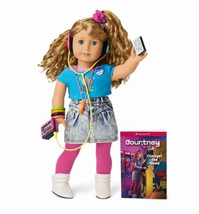 Courtney Doll American 80s Moore 1980s Named
