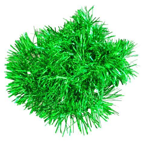 green tinsel garland reviews online shopping green
