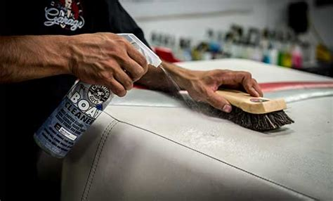 Boat Upholstery Mildew Remover by Marine And Boat Heavy Duty Fabric Vinyl Cleaner