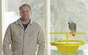 Young & Rubicam Prague enlists the help of a parrot in its ...
