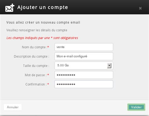 adresse du si鑒e social mail mutualis 233 guide cr 233 ation d une adresse e mail ovh