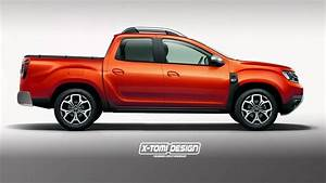 Dacia Pick Up 4x4 : 2018 dacia duster rendered as pickup gt and three door version ~ Gottalentnigeria.com Avis de Voitures