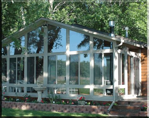 All Glass Sunroom by Sunroom Design Styles Gable Sun Rooms Sunrooms And