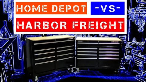 harbor freight  home depot yukon  husky