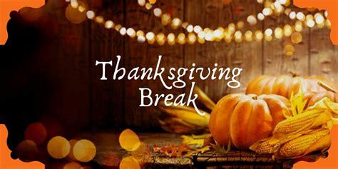waynesburg university thanksgiving break