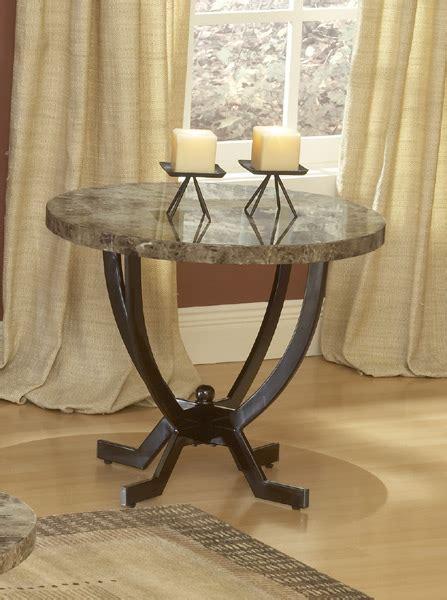 Monaco End Table (matte Espresso Finish) [4142882