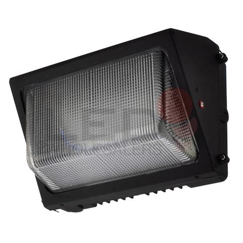 60 watt outdoor led wall pack security light fixture ul listed