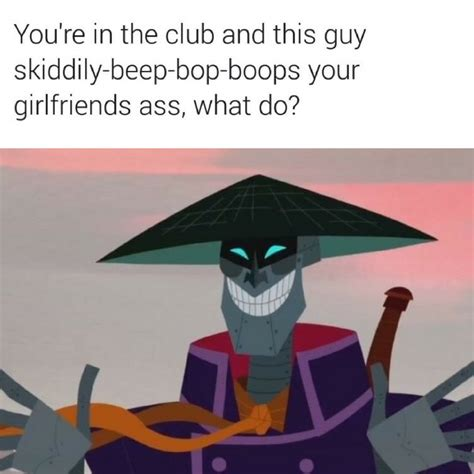 Samurai Jack Memes - what do samurai jack know your meme