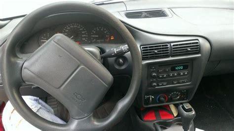 Find Used 2001 Chevrolet Cavalier Coupe 2-door 2.2l In