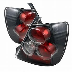 2001 Gmc Sierra 2500hd Lights Honda Civic Si Hatchback 2003 2005 Carbon Fiber Altezza