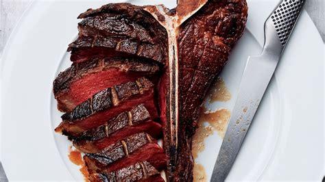 slow roasted  fried porterhouse steak recipe bon