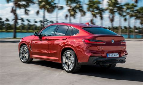2019 Bmw X4 Unveiled With New Looks, More Premiumness