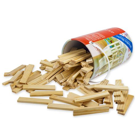 constructables pine wood building planks tcdg   wooden toy store