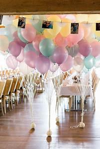 Hochzeit Ideen Deko : die besten 25 luftballons hochzeit ideen auf pinterest ~ Michelbontemps.com Haus und Dekorationen