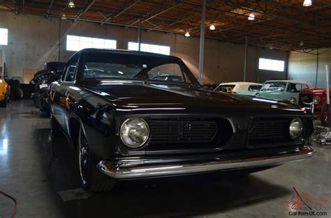 plymouth barracuda west coast customs coupe