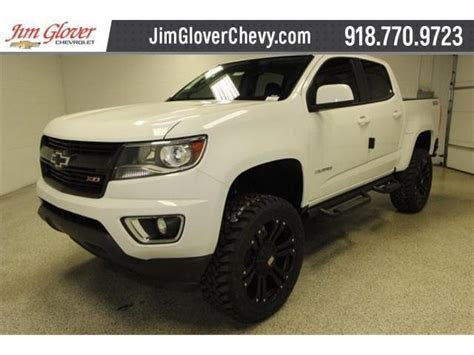 chevrolet colorado  crew cab  sale