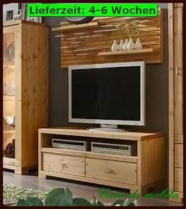 Tv Regal Holz : massivholz tv lowboard cd regal phonoschrank kommode schrank holz kiefer massiv ebay ~ Indierocktalk.com Haus und Dekorationen