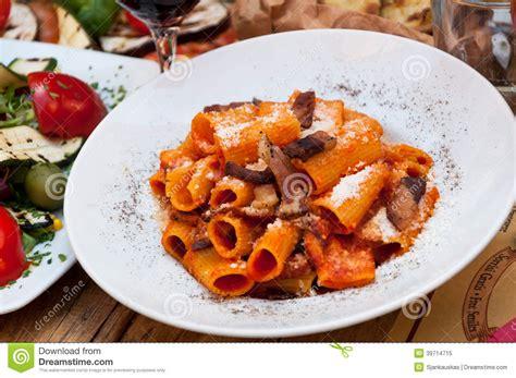 plat italien de p 226 tes de nourriture photo stock image 39714715