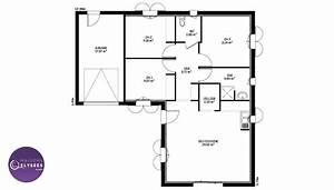 Numéro De Maison Design : elena maison traditionnelle avec plan en l ~ Premium-room.com Idées de Décoration