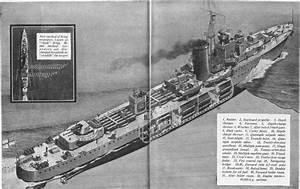 Destroyer Cutaway