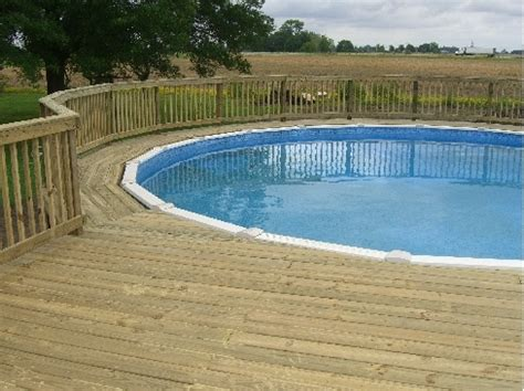 pool deck   pools  ground pool decks