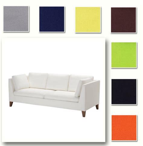 Sofa Covers 3 Seater by Custom Made Cover Fits Ikea Stockholm Sofa Three Seat Sofa