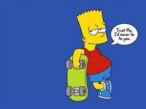 Bart Simpson Wallpaper Supreme
