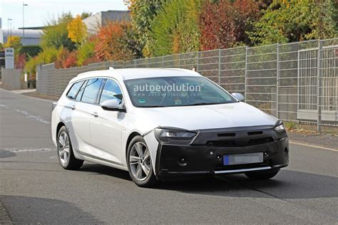 Opel Indignia 2020 by 2020 Opel Insignia Facelift Makes Spyshots Debut As