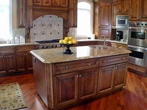 wonderful kitchen island designs decozilla With kitchen design ideas with island