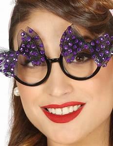 50er Jahre Accessoires : 50er jahre brille mit violetten perlen f r damen g nstige faschings accessoires zubeh r bei ~ Sanjose-hotels-ca.com Haus und Dekorationen