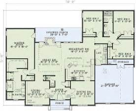 4 bedroom ranch floor plans 25 best ideas about 4 bedroom house plans on country house plans blue open plan