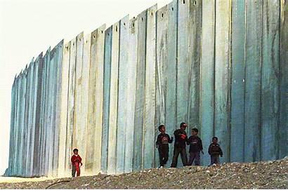 Barriers Walls Israel Boundaries Palestine Israeli Verses