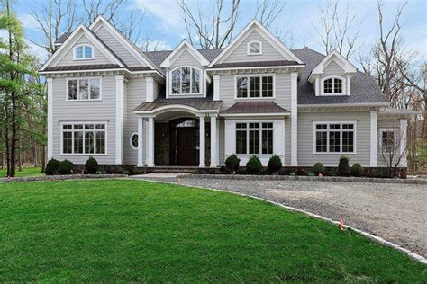 New Executive Homes Photo by New Construction Luxury Home For In Livingston Nj