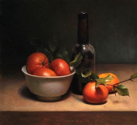Oil Painting Demos By Dutch Artist Jos Van Riswick