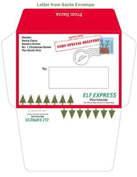 printable letter  santa  printables christmas