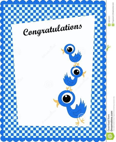 congratulation card stock image image