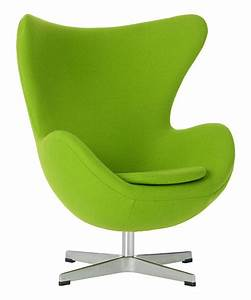 Lime Green Yolk Chair