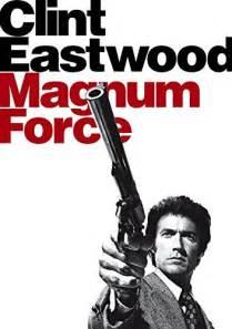amazoncom magnum force clint eastwood hal holbrook