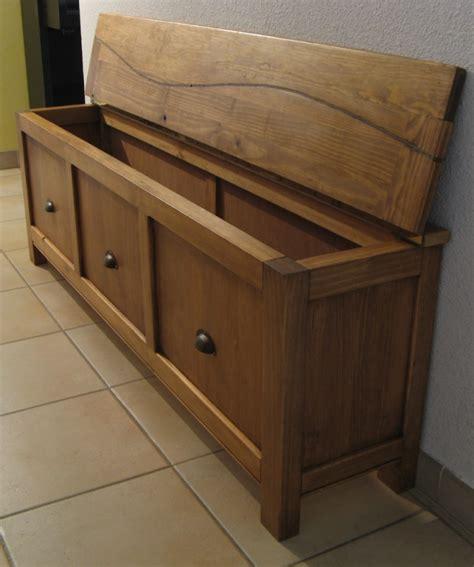 comment fabriquer un coffre a jouet en bois maison design bahbe