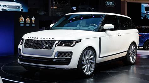Land Rover Range Rover 2019 by 2019 Land Rover Range Rover Sv Coupe Review Price