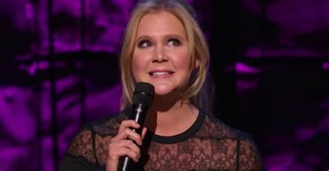 Amy Schumer Feminist Stand Up Popsugar Love And Sex