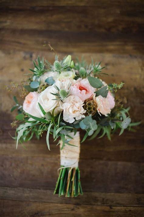 romantic spring summer wedding bouquets wedding