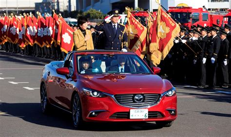 Mazda6 Parade Car Debuts In Japan, Looks Like The