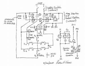 How To Wire A Single Phase Motor Starter