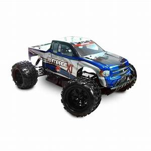 Redcat Racing Rampage Xt Truck 1  5 Scale Gas  Red