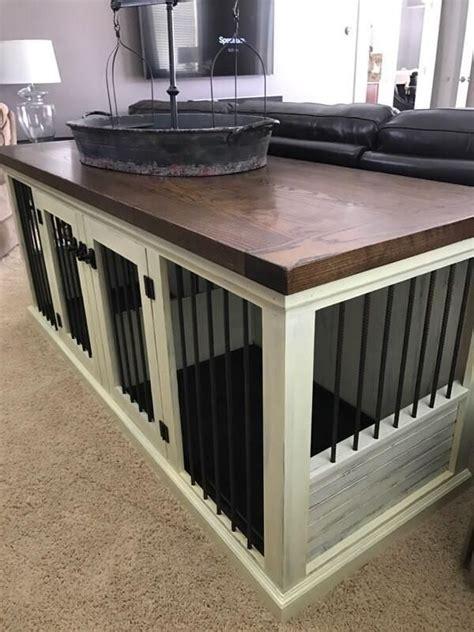 farmhouse double dog kennel home home decor home diy