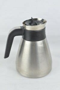 This gives you the freedom to use any brand of coffee and to adjust the amount of grounds used, allowing you to achieve unlimited variety and personal customization of your coffee drinks. Ninja Coffee Maker Replacement Stainless Steel Carafe With Lid   eBay