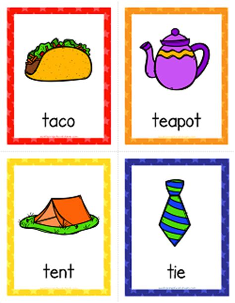 things that start with letter t with objects that worksheets by subject a wellspring of worksheets 33428